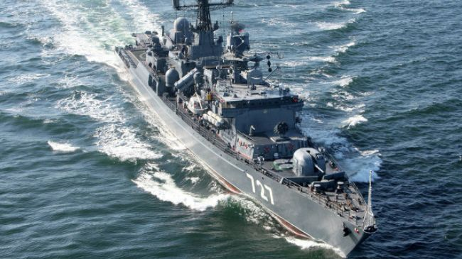 Photo of Russia sends four more warships to Mediterranean Sea near Syria