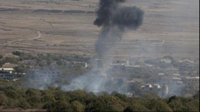 Photo of UK keeps mum on Israeli raid on Syria