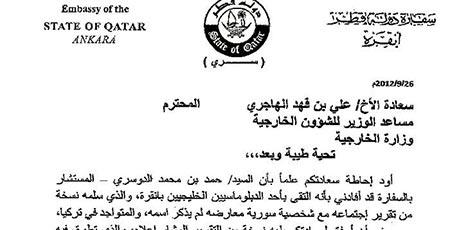Photo of Saudi Arabia, Qatar Proved to Arm Syria Rebels
