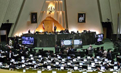 Photo of Iranian Parliament: Enemies Seeking to Stir Sectarian Strife in Pakistan