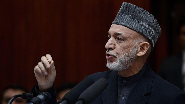 Afghan president says Taliban, US hold daily talks in Qatar
