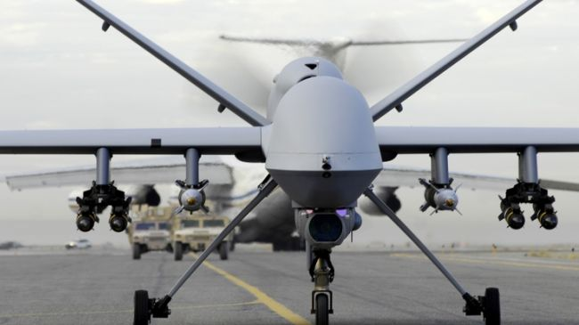 Photo of US assassination drone kills three in Afghanistan