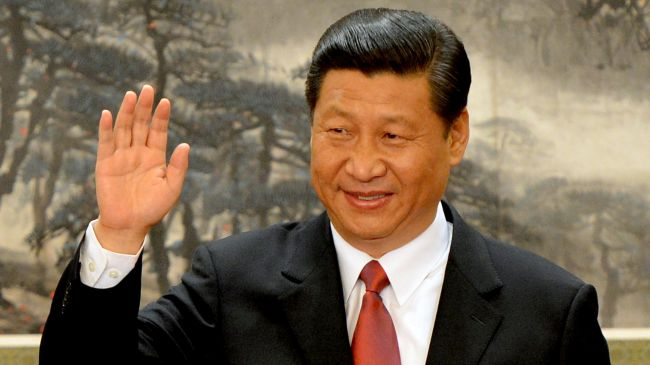 Photo of China names Xi Jinping as new president