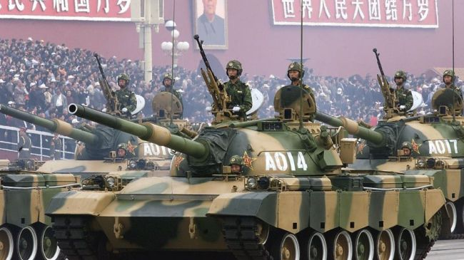 Photo of China overtakes UK as world's 5th arms exporter