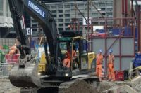 Firms bully construction workers in UK