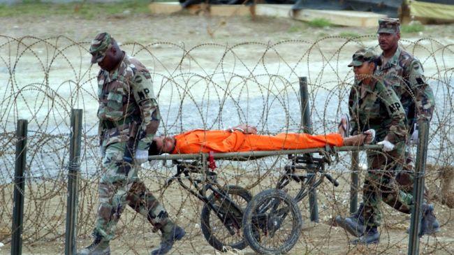 Guantanamo prisoners on hunger strike over of Qur'ans