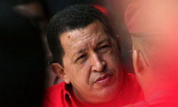 Iran Releases Stamp on Late Chavez