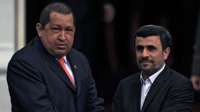 Iran offers condolences to Venezuelan government