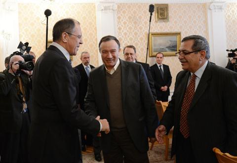 Mannaa to Lavrov