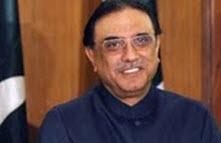 President Zardari in Pakistan quits leadership of party