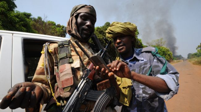 Photo of Seleka rebels capture two towns in Central African Republic