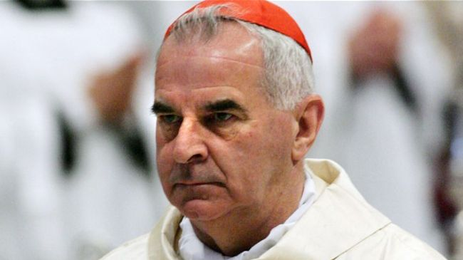 Vatican accused of sex scandal cover-up