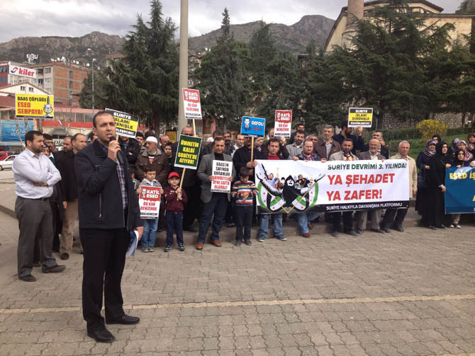 Photo of Exclusive: Turkish People Disregarded once again the demonstration call by the Enemies of Syria