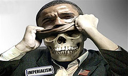 Photo of Obama the Enemy of Islam repeats call for ouster of Assad government