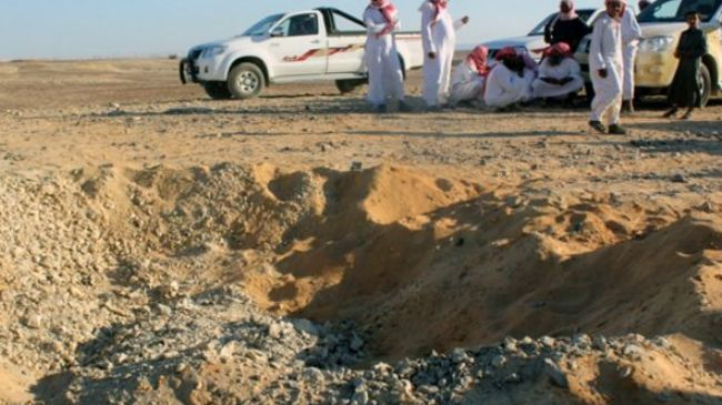 Photo of Terrorists fire long-range missile in Egypt's Sinai: Officials