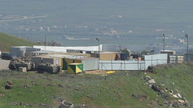 Photo of Exclusive:Zionist Israel sets up field hospital in Golan to treat Syria terrorists