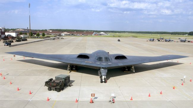 Photo of Great Satan US deploys nuclear-capable B2 stealth bombers over South Korea