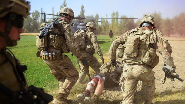 Photo of Two US-led forces injured in bomb blast in Afghanistan