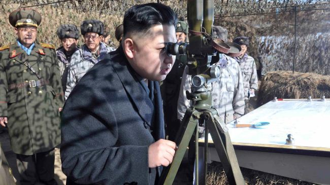 Photo of North Korea 'combat posture' to hit US if attacked