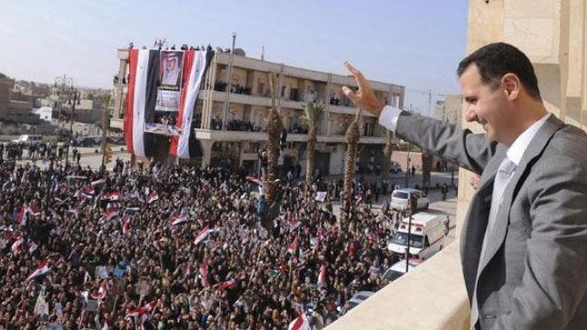 Photo of Americans, Britons against Syria regime change by war: Survey