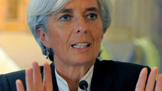 Photo of Police search IMF chief home in Paris