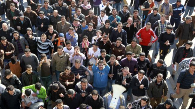 Photo of Jordan government faces protest