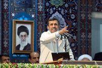 Photo of Iranian nation, epoch-making nation: President Ahmadinejad