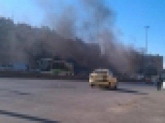 Photo of A blast hits Damascus, Syrian Army continues its battle against al-Qaeda