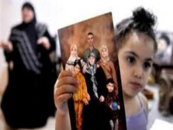 Photo of Families of kidnapped Lebanese block the Turkish Cultural Center in Beirut