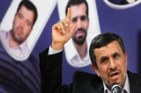 Photo of President Ahmadinejad: West seeks to keep nuclear monopoly