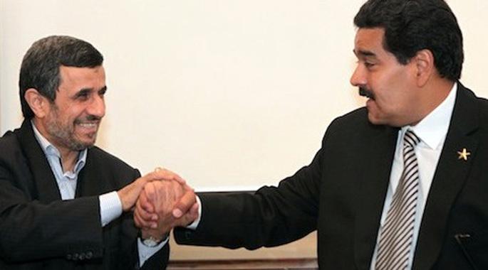 Ahmadinejad-Maduro-AL