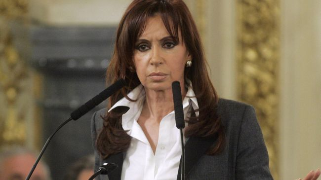 Argentinean president