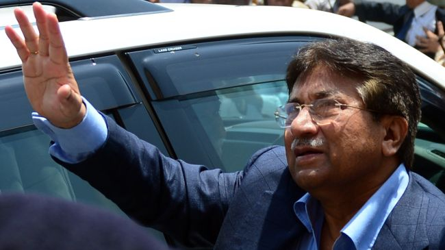 Photo of Pakistan Supreme Court considers request to try Pervez Musharraf