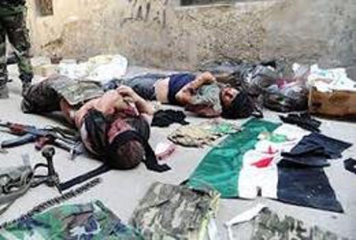 Photo of Behind the Scenes: 4000 Militants Killed in Three Weeks