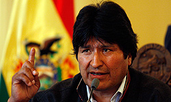 Photo of Bolivia Sues Chile for Sea Access at World Court