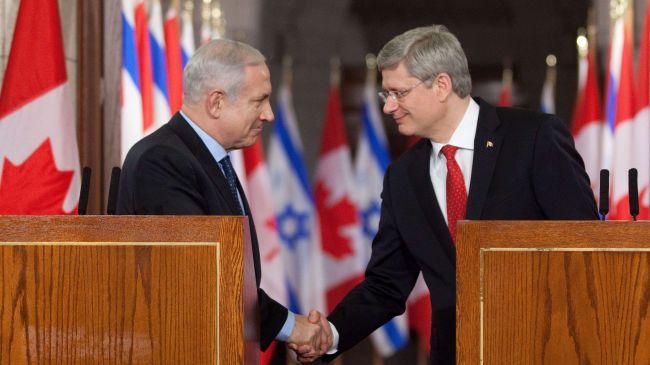Photo of Canada's slavish obedience to US, Israel