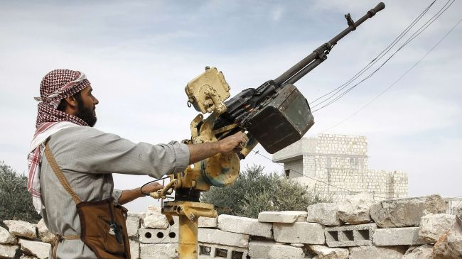 Photo of Croatian weapons found in Syria: Report