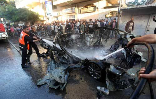 Hamas Leader's Assassination