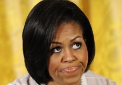 Iran resolute to send award to Michelle Obama