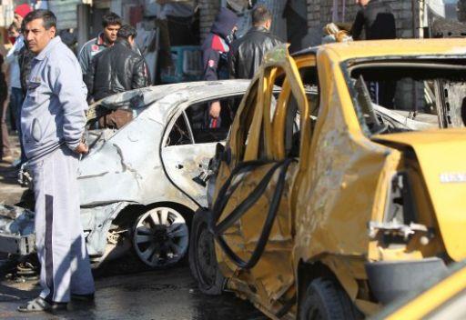 Iraq Attacks Kill Five People