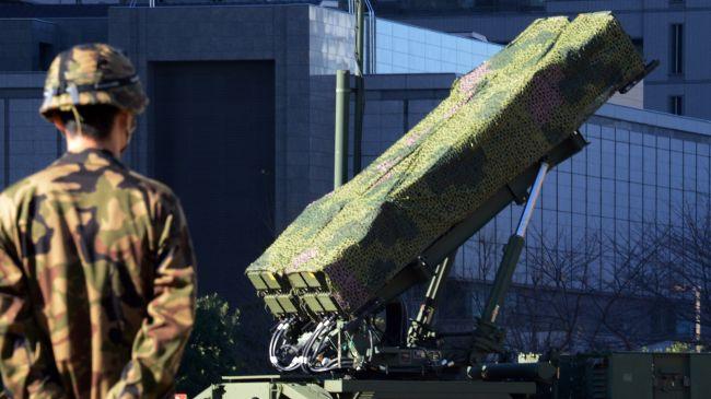 Japan deploys Patriot missile launchers amid Korea tensions