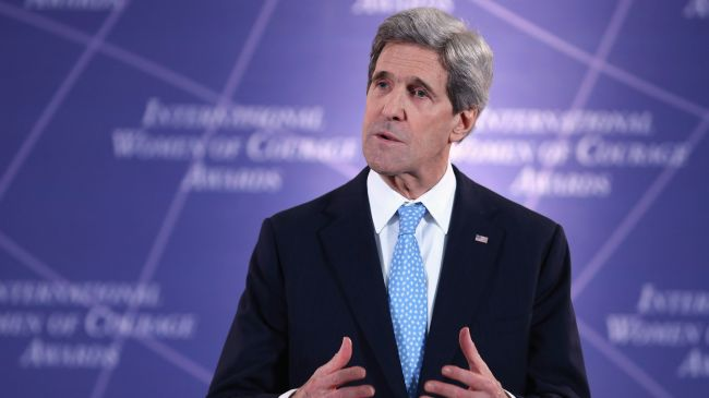 Photo of Zionist Kerry in East Asia to reassure allies on US military commitments