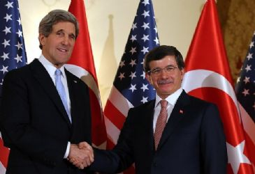 Photo of Zionist Kerry from Turkey: Ankara Can Play Key Role in Mideast Peace(!) Process