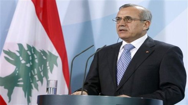 Lebanon calls for intl. pressure on Israel to end military threats