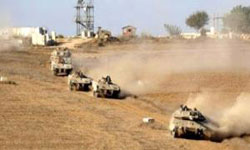Locals Say Israeli Tanks, Bulldozers Enter Gaza