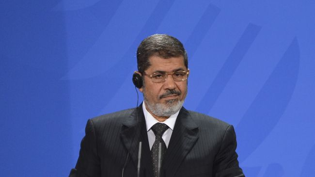 Photo of Egypt's ties with Iran against no other state: Morsi