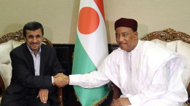Niger denies Western reports about uranium talks with Iran