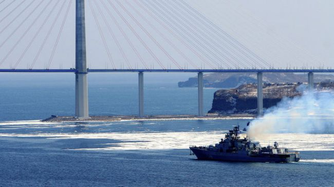 Russia warships sent to Mediterranean