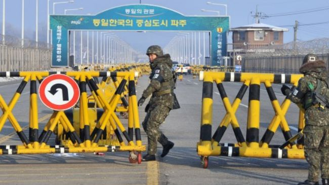 S Korea workers still kept out of Kaesong