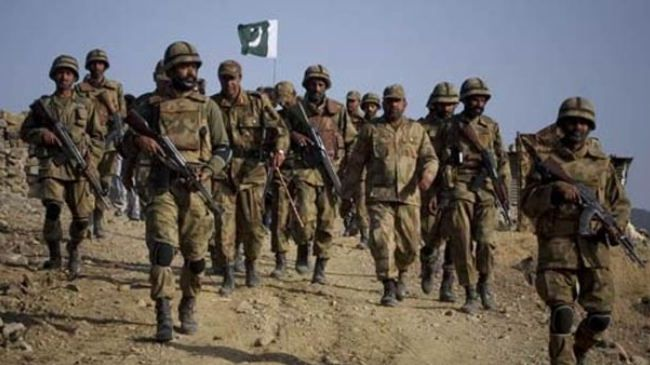Security forces kill 14 militants in northwestern Pakistan